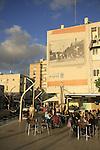 Israel, Herzliya's city center, Sokolov street