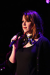 Molly Ringwald performing a press preview of her show 'An Evening with Molly Ringwald' at 54 Below in New York City on 1/15/2013