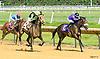 Kendyl Elizabeth winning at Delaware Park on 7/31/17