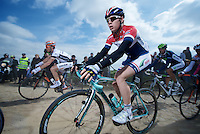 Paris-Roubaix 2012 ..Pim Ligthart