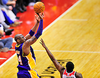 NBA - Los Angeles Lakers vs. Washington Wizards, March 7, 2012