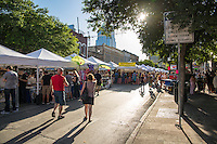 The Old Pecan Street Festival proudly features over 275 artisan vendors and from all over the world who display and sell homemade art and craft work. Festival goers can find a variety of art mediums while also checking out the 60+ local and national musicians providing entertainment on various stages. Like Austin itself, Pecan Street Festival attendees are diverse. Some come to buy art. Some come for the food (over 30 vendors), others for the music, but they all come to take part in a tradition that is 100% Austin and has been known for the last 30 +years as a great way to spend a weekend with friends and family.