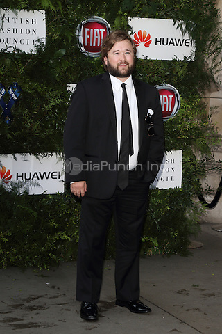 Haley Joel Osment at the One For The Boys Charity Ball, Victoria and Albert Museum, London on June 12th 2016<br /> CAP/ROS<br /> &copy;Steve Ross/Capital Pictures /MediaPunch ***NORTH AND SOUTH AMERICAS ONLY***
