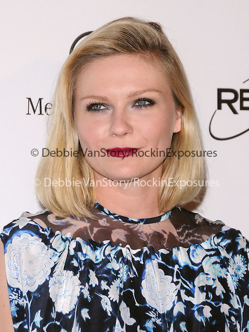 "Kirsten Dunst attends the Art of Elysium 4th Annual Charity Gala ""Heaven"" held at The Annenberg Building at The California Science Center in Los Angeles, California on January 15,2011                                                                               © 2010 DVS / Hollywood Press Agency"
