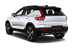 2018 Volvo XC40 R Design 5 Door SUV angular rear