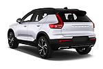 2018 Volvo XC40 R Design 5 Door SUV angular rear