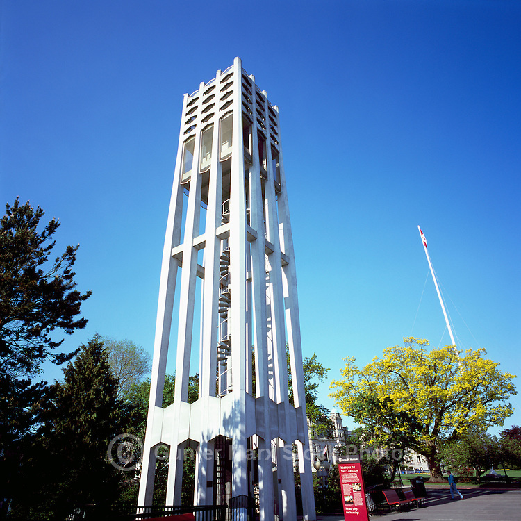 Victoria, BC, Vancouver Island, British Columbia, Canada - The Netherlands Centennial Carillon