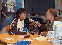 14-02-2005,Rotterdam, ABNAMROWTT , Rijnmond met Dent