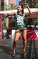 11 June 2016 - Las Vegas, NV -   Christina Milian.  Christina Milian performs at GO Pool at Flamingo Las Vegas. Photo Credit: MJT/AdMedia