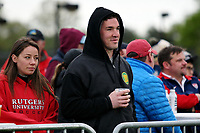 Piscataway, NJ - Sunday April 30, 2017: fans in beer garden during a regular season National Women's Soccer League (NWSL) match between Sky Blue FC and FC Kansas City at Yurcak Field.