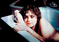 Maria Schneider in Last Tango in Paris (1972)<br /> Ultimo tango a Parigi (original title)<br /> *Filmstill - Editorial Use Only*<br /> CAP/RFS<br /> Image supplied by Capital Pictures