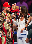 Boxing Caleb Plant vs Mike Lee MGM fightnight