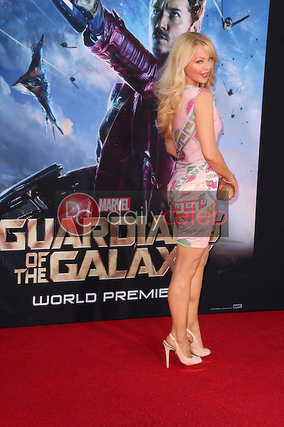 """Charlotte Ross<br /> at the """"Guardians Of The Galaxy"""" Premiere, Dolby Theater, Hollywood, CA 07-21-14<br /> David Edwards/Dailyceleb.com 818-249-4998"""