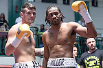 Dalton Miller VS Jesse Goodhand-Tait - Super Middleweight Contest