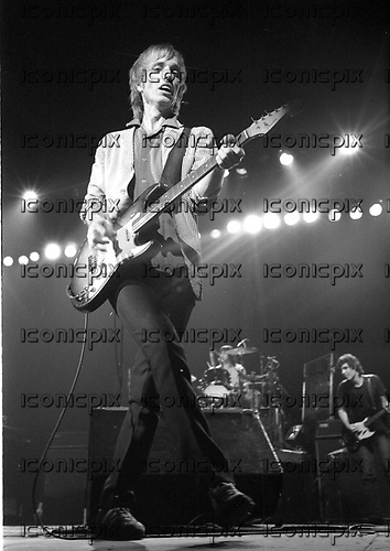 TOM PETTY - performing live at the Hammersmith Odeon in London UK - 07 Mar 1980.   Photo credit: George Bodnar Archive/IconicPix