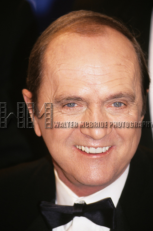 Bob Newhart pictured at the Hall of Fame inductions at Disney MGM Studios park in Orlando, Florida on November 21, 1993.