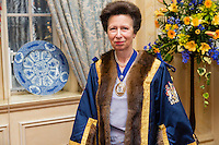 HRH The Princess Royal - Full Set - Princess Anne at the Saddlers Company