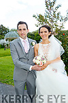 Noelle O'Connor and Conor Burke were married at St. Brendan's Church Curraheen by Fr. Michael Moynihan on Friday 28th April 2017 with a reception at Ballyseedy Castle Hotel