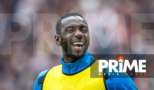 Yannick Bolasie of Everton during the Premier League match between West Ham United and Everton at the Olympic Park, London, England on 13 May 2018. Photo by Andy Rowland / PRiME Media Images.