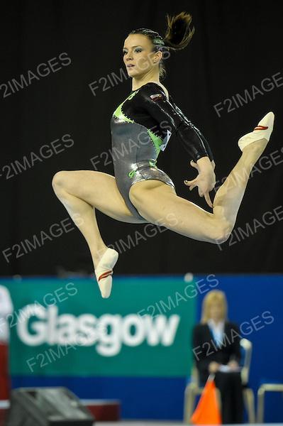 21.11.2010 Gymnastics Grand Prix from Glasgow