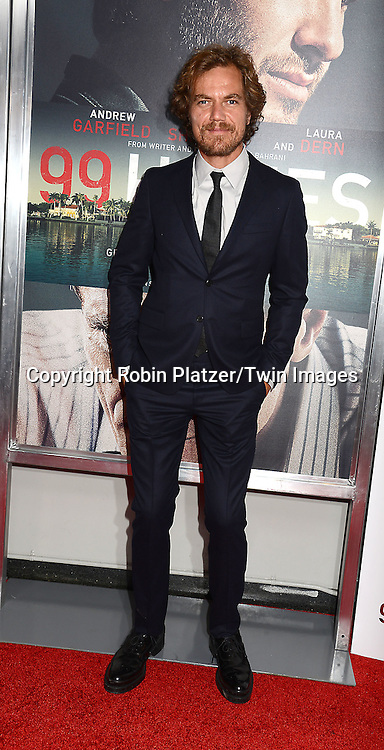 Michael Shannon attends the New York Premiere of &quot;99 Homes&quot; on September 17, 2015 at AMC Loews Lincoln Square in New York City, New York, USA.<br /> <br /> photo by Robin Platzer/Twin Images<br />  <br /> phone number 212-935-0770