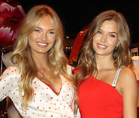 06 February 2018 - Santa Monica, California - Romee Strijd and Josephine Skriver. Victoria&rsquo;s Secret Angels Josephine Skriver and Romee Strijd Make this Valentine&rsquo;s Day, Me-Day by sharing the all new Dream Angels &amp; Very Sexy Collections at the Victoria&rsquo;s Secret store at the 3rd Street Promenade in Santa Monica. <br /> CAP/ADM<br /> &copy;ADM/Capital Pictures