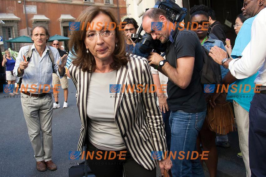 Sandra Zampa<br /> Roma 29-09-2014 Sede del Partito Democratico. Direzione nazionale del Partito Democratico.<br /> Photo Samantha Zucchi Insidefoto