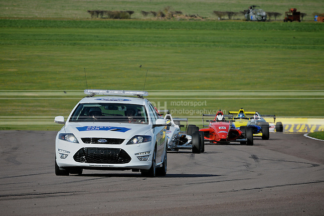 Safety Car - British Formula Ford Thruxton 2013