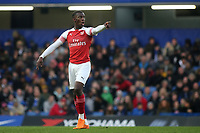 Eddie Nketiah of Arsenal during Chelsea Under-23 vs Arsenal Under-23, Premier League 2 Football at Stamford Bridge on 15th April 2019