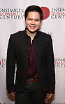"Chieh-Fan Yiu attends the Opening Night Party for ""Because I Could Not Stop: An Encounter with Emily Dickinson"" at the West Bank Cafe on September 27, 2018 in New York City."