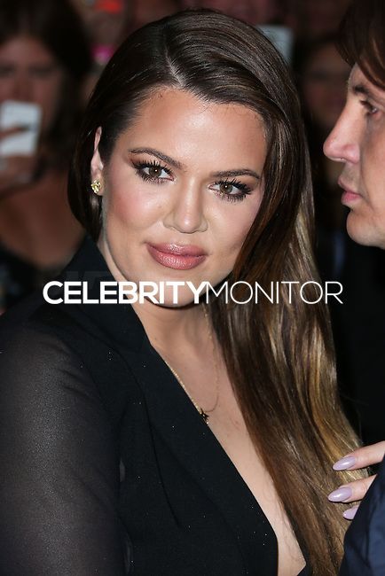 LAS VEGAS, NV, USA - OCTOBER 24: Khloe Kardashian arrives at Kim Kardashian's 34th Birthday Celebration held at TAO Las Vegas on October 24, 2014 in Las Vegas, Nevada, United States. (Photo by Xavier Collin/Celebrity Monitor)