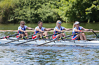 Race: 10  Event: Aspirational 4x<br /> Crew: 203  Club: Newcastle Univ<br /> <br /> Henley Women's Regatta 2018<br /> Friday<br /> <br /> To purchase this photo, or to see pricing information for Prints and Downloads, click the blue 'Add to Cart' button at the top-right of the page.