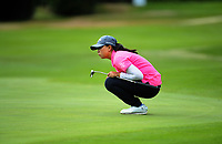 Fiona Xu. Day two of the Jennian Homes Charles Tour / Brian Green Property Group New Zealand Super 6s at Manawatu Golf Club in Palmerston North, New Zealand on Friday, 6 March 2020. Photo: Dave Lintott / lintottphoto.co.nz