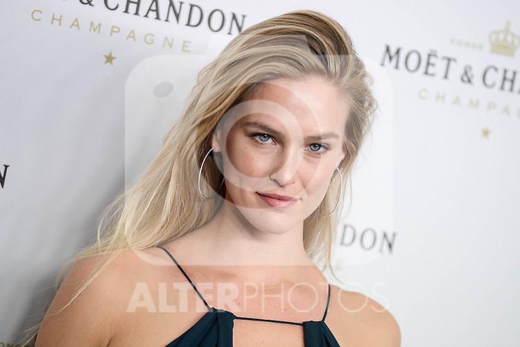 "Israeli model Bar Refaeli Portillo attends to the Moet & Chandom party ""New Year's Eve"" at Florida Retiro in Madrid, Spain. November 29, 2016. (ALTERPHOTOS/BorjaB.Hojas)"