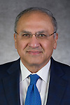 Roger Lall, Clinical Professor, Department of Marketing, Driehaus College of Business, DePaul University, is pictured Feb. 19, 2019. (DePaul University/Jeff Carrion)