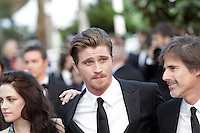 Garret Hedlund - 65th Cannes Film Festival