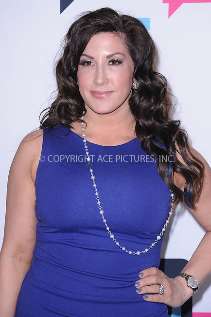 WWW.ACEPIXS.COM . . . . . .April 3, 2013...New York City...  Jacqueline Laurita attends the 2013 Bravo New York Upfront at Pillars 37 Studios on April 3, 2013 in New York City ....Please byline: KRISTIN CALLAHAN - ACEPIXS.COM.. . . . . . ..Ace Pictures, Inc: ..tel: (212) 243 8787 or (646) 769 0430..e-mail: info@acepixs.com..web: http://www.acepixs.com .