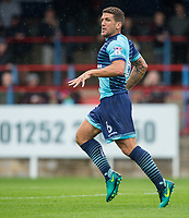 Adam El-Abd of Wycombe Wanderers during the pre season friendly match between Aldershot Town and Wycombe Wanderers at the EBB Stadium, Aldershot, England on 22 July 2017. Photo by Andy Rowland.