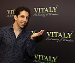 Vitaly Beckman attends the Off-Broadway Opening Night After Call for 'Vitaly: An Evening of Wonders' at The Palm Restaurant on June 20, 2018 in New York City.