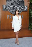 LOS ANGELES, CA - JUNE 12: Ashley Iaconetti, at Jurassic World: Fallen Kingdom Premiere at Walt Disney Concert Hall, Los Angeles Music Center in Los Angeles, California on June 12, 2018. Credit: Faye Sadou/MediaPunch