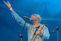 RIO DE JANEIRO, RJ, 28.07.2018 - LULA-LIVRE - Gilberto Gil durante Festival Lula Livre na Lapa, centro do Rio de Janeiro neste sábado, 28. (Foto: Clever Felix/Brazil Photo Press)