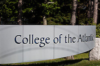 College of the Atlantic is pictured in Bar Harbor, Maine Wednesday June 19, 2013. Founded in 1969, College of the Atlantic is a private, alternative liberal-arts college.