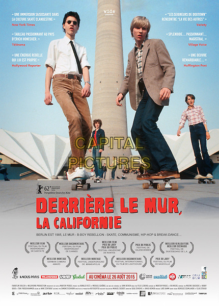 This Ain't California (2012)<br /> POSTER ART<br /> *Filmstill - Editorial Use Only*<br /> CAP/KFS<br /> Image supplied by Capital Pictures