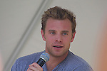 Joyce Becker's Soap Opera Festivals present Young and Restless' Billy Miller at Six Flags Hurricane Harbor on July 26, 2009 in Jackson, New Jersey. (Photo by Sue Coflin/Max Photos)