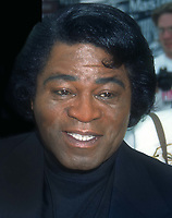 James Brown 1997<br /> Photo By John Barrett/PHOTOlink