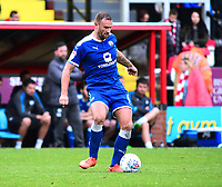 Chesterfield's Ian Evatt<br /> <br /> Photographer Andrew Vaughan/CameraSport<br /> <br /> The EFL Sky Bet League Two - Lincoln City v Chesterfield - Saturday 7th October 2017 - Sincil Bank - Lincoln<br /> <br /> World Copyright &copy; 2017 CameraSport. All rights reserved. 43 Linden Ave. Countesthorpe. Leicester. England. LE8 5PG - Tel: +44 (0) 116 277 4147 - admin@camerasport.com - www.camerasport.com