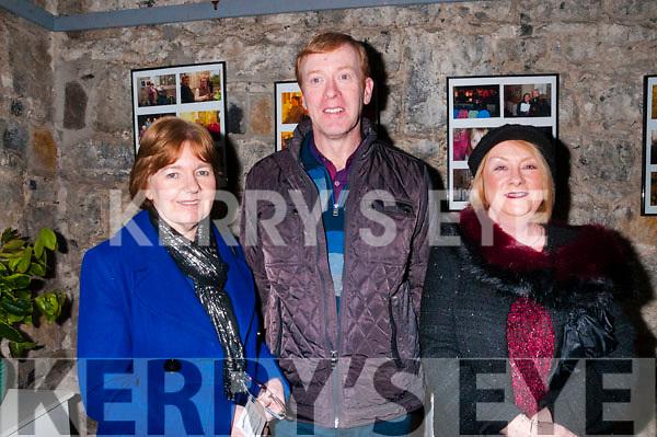 eane Concert: Attending the Sean Keane Concert at St. John's Arts Centre, Listowel on Friday night last were Veronica & John Joe O'Connor, Abbeyfeale & Kathleen Flynn , Cork.