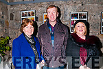 eane Concert: Attending the Sean Keane Concert at St. John's Arts Centre, Listowel on Friday night last were Veronica & John Joe O'Connor, Abbeyfeale & Kathleen Flynn , Cork.