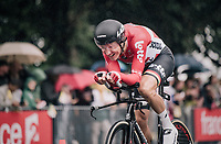 Lars Bak (DEN/Lotto-Soudal)<br /> <br /> 104th Tour de France 2017<br /> Stage 1 (ITT) - D&uuml;sseldorf &rsaquo; D&uuml;sseldorf (14km)