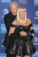 PALM SPRINGS - JAN 17:  Alan Hamel, Suzanne Somers at the 30th Palm Springs International Film Festival Awards Gala at the Palm Springs Convention Center on January 17, 2019 in Palm Springs, CA